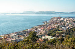 Golfe de Pozzuoli Photos libres de droits