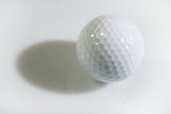 Golfe do escritório - esfera de golfe Imagens de Stock