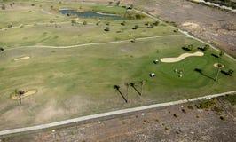 Golfe do jogo Fotografia de Stock Royalty Free