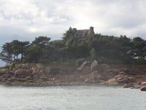 Golfe du Morbihan - beau voyage par la route dans la Bretagne - Frances Photographie stock libre de droits