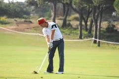 Golfe - Pelle EDBERG, SWE Imagem de Stock Royalty Free