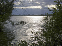 Golfen av Dnieperen kiev Royaltyfri Bild