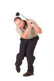 Golfer #10 Stock Photography