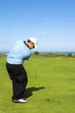 Golfer Royalty Free Stock Photography