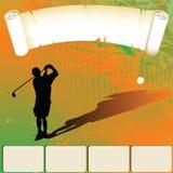 Golfer Royalty Free Stock Photo