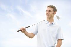 Golfer Royalty Free Stock Image