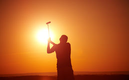 Golfer Stock Images
