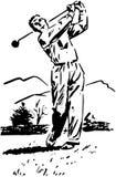 golfer ελεύθερη απεικόνιση δικαιώματος