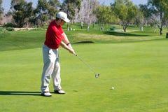 Golfer Royalty Free Stock Photos