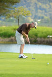 golfer fotografia de stock royalty free