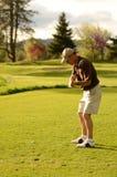 golfer foto de stock royalty free