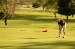 golfer imagens de stock royalty free