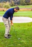 golfer foto de stock