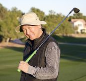 golfer Στοκ Φωτογραφίες