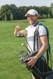 golfer Immagini Stock