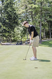 golfer Стоковые Фотографии RF