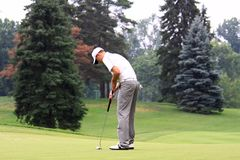 Golfer Brendan Steele Stock Photography