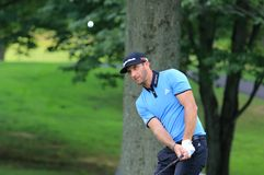 Golfer Dustin Johnson of USA Stock Image