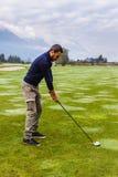 Golfer Stock Images