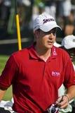 Golfer Henrik Stenson  Stock Image