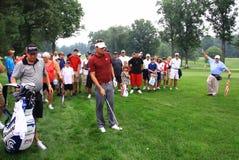 Golfer Jeff Overton Stock Images