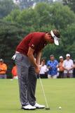 Golfer Jeff Overton Stock Image