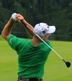 Golfer Jim Furyk Royalty Free Stock Images