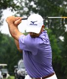 Golfer Jonathan Byrd Stock Photo