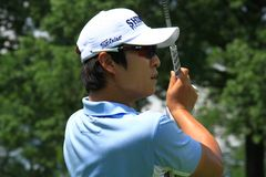 Golfer KT Kim Stock Photo