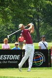 Golfer Marcel Siem of Germany Royalty Free Stock Photo