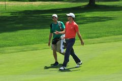 Golfer Martin Laird Royalty Free Stock Image