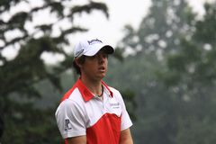 Golfer Rory McIlroy Stock Image