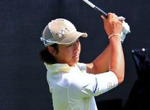 Golfer Ryo Ishikawa Stock Photography