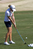 LPGA Golfer Stacy Lewis Wins In Phoenix Royalty Free Stock Image