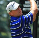 Golfer Steve Stricker Royalty Free Stock Photos