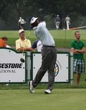 Golfer Vijay Singh of Fiji Stock Photos