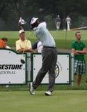 Golfer Vijay Singh of Fiji Stock Photos