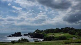 Golferholungsort Bali Stockbilder