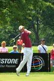 Golfeur de Marcel Siem German image stock