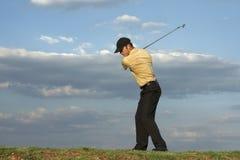Golfeur - homme Photos stock