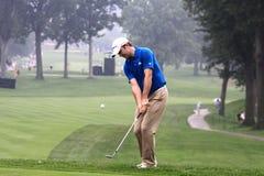 Golfeur Martin Laird de l'Ecosse Images libres de droits
