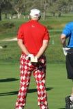 Golfeur professionnel de John Daly Images libres de droits