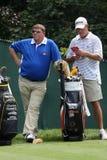 Golfeur professionnel John Daly photo libre de droits