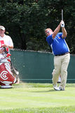 Golfeur professionnel John Daly Image stock