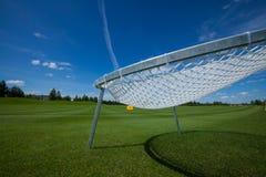 Golffeld Activefreizeit stockbilder
