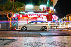 golfgti volkswagen Royaltyfri Foto