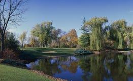 golfhål Royaltyfria Foton