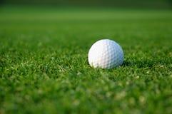 Golfhintergrund Stockfotos