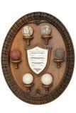 golfhistoria Arkivbild