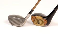 golfhjälpmedel arkivfoto